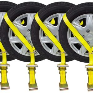 Mytee Products Wheel Net Straps Tie Downs